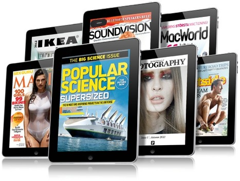 Magplus | Digital Magazine Publishing from InDesign to iPad & Android | Digital literacy | Scoop.it