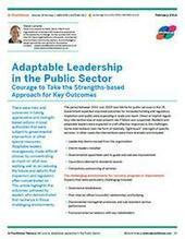 Adaptable Leadership in the Public Sector | Art of Hosting | Scoop.it