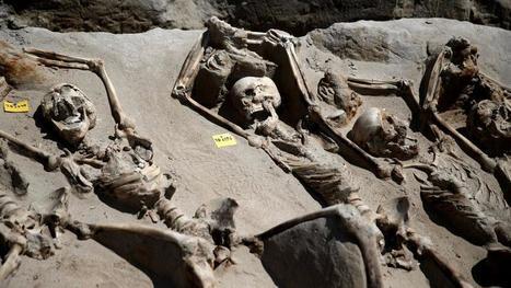 Esqueletos encontrados em Atenas podem colocar a nu novos factos da história grega | History 2[+or less 3].0 | Scoop.it