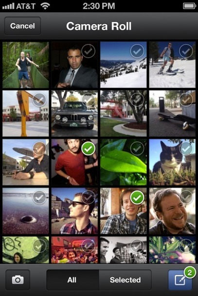Now You Can Upload Multiple iPhone Photos to Facebook atOnce   Social Media Useful Info   Scoop.it