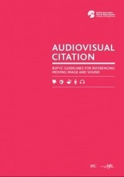 Audiovisual Citation Guidelines · British Universities Film & Video Council | Academic Integrity | Scoop.it