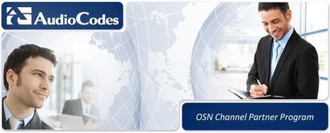Audiocodes OSN Program | Cloud Services | Scoop.it
