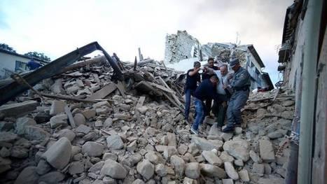 Waarom wel aardbevingen in Italië en niet in Noorwegen?   Aardrijkskunde   Scoop.it