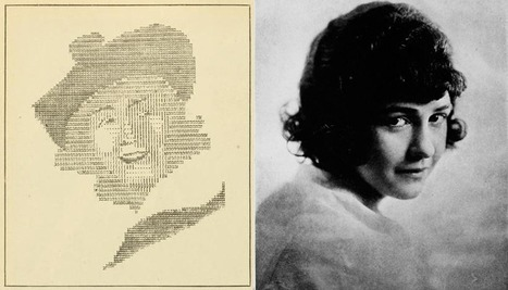 Silent Film and the Keyboard Art Pioneers | ASCII Art | Scoop.it