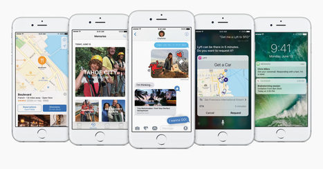 iOS 10: Every New Feature Coming to Your iPhone | iOS in Education | Scoop.it