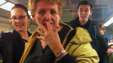 Woman's racist rant against Asian woman filmed on train from Central Coast to Sydney   Primary School Teaching   Scoop.it