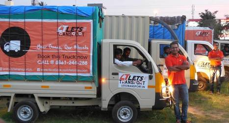 Logistics startup LetsTransport raises $ 1.3 million from Rebright Partners and others   ETtech   Ecommerce logistics and start-ups   Scoop.it