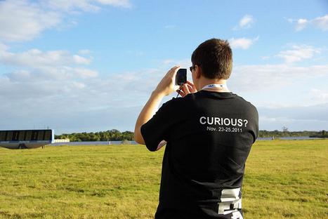 Curious ? Suivez le NASATweetup avec la rédaction web du CNES | Mars en août | Scoop.it