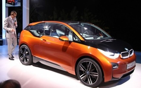 BMW i3 Concept Coupe | News | Scoop.it
