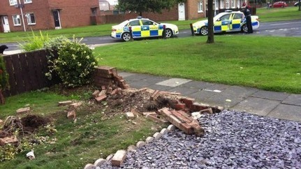 BMW X5 crashed into house in Ashington caused serious damage - CamaroCarPlace | Automobiles | Scoop.it