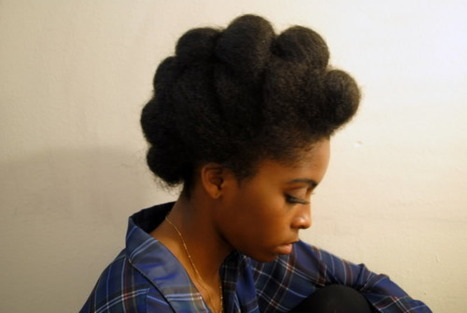 Natural hair growth: keeping the end goal in mind « AfroBlush | Curly Pearls Natural Hair | Scoop.it