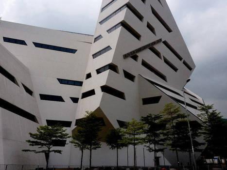 En images : les universités les plus spectaculaires du monde - Cyberarchi | Le coin du FLE | Scoop.it
