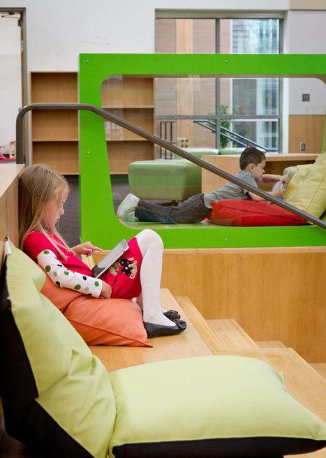 Projects | Trillium Creek Primary School | | IBI Group Inc. | der Klassenraum als dritter Erzieher | Scoop.it