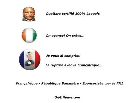 Françafrique - République Bananière - Sponsorisée par le FMI   Actualités Afrique   Scoop.it