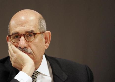 ElBaradei wonders if Egypt's regime is in coma   Égypt-actus   Scoop.it