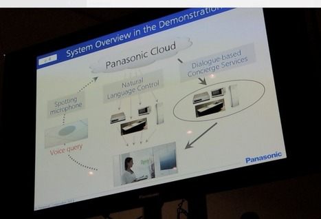"SmartHomeTech   Die Cloud als ""Personal Concierge"": Panasonic macht die Küche smart #VIDEO   TechFieber   Smart Tech News. Hot Gadgets.   Digitale Kommunikation   Scoop.it"