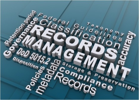 Top 5 Benefits of Records Management Services | Black Box RM | Scoop.it