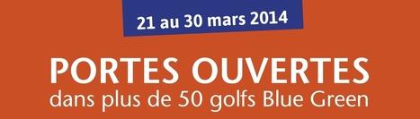 Initiations gratuites de golf du 20 au 30 mars - Château des Vigiers | L'actualité du tourisme et hotellerie par Château des Vigiers | Scoop.it