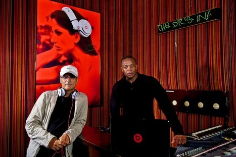 Apple Buys Beats in $3 Billion Deal; Iovine, Dr. Dre to Join Tech Giant | Music business | Scoop.it