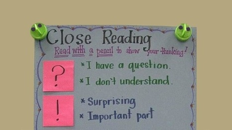 WeAreTeachers: 10 Super-Innovative Teacher Ideas for Close Reading | Cool School Ideas | Scoop.it