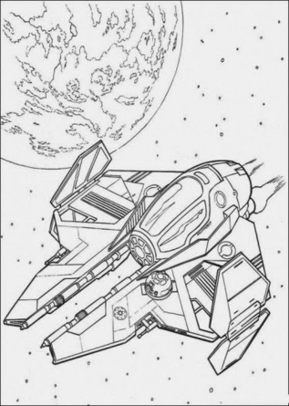 printable coloring pages star wars clone troopers | Printable coloring pages | Scoop.it