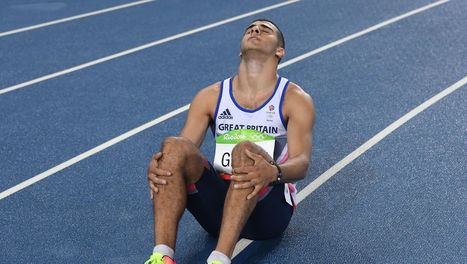 British runner is Rio's most heartbroken athlete   Amanda Carroll   Scoop.it