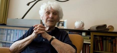 À 102 ans, elle passe et obtient enfin sa thèse, rejetée sous le nazisme pour «raisons raciales» | Archivance - Miscellanées | Scoop.it