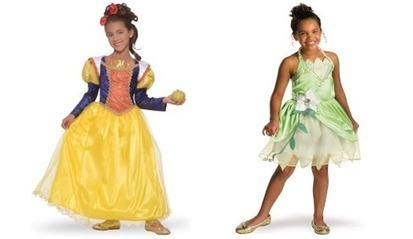 You Can't Go Wrong with a Disney Princess Costume   Princess Dress up   Scoop.it