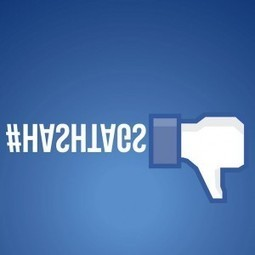 Facebook Hashtags Aren't Very Effective, Study Says - SocialTimes | Brand & Content Curation | Scoop.it