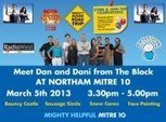 Meet DAN and DANI from THE BLOCK ALL STARS at Northam Mitre 10 | Facebook | The Block | Scoop.it