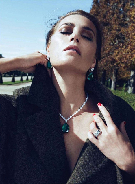 5 Reasons Why Emeralds are a Girl's New Best Friend · Two Haute Mamas | Engagement Rings | Scoop.it