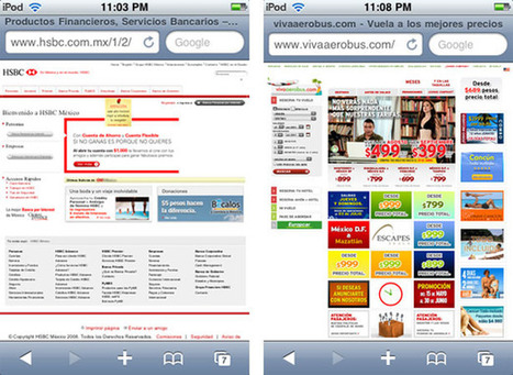 Common mobile web design mistakes | Webdesigner Depot | The World Of Mobility | Scoop.it