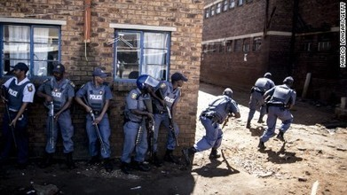 What's behind xenophobic attacks in South Africa? - CNN | NGOs in Human Rights, Peace and Development | Scoop.it