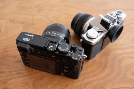 Fujifilm X-E1 firstimpressions | Mike Baker | Best Quality Mirrorless Cameras | Scoop.it