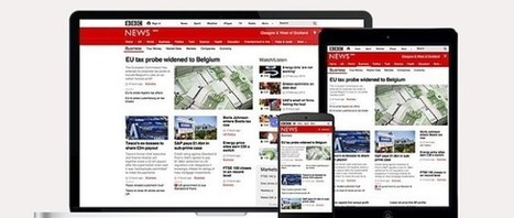 Tablet users push BBC to go 'responsive' - Easy Media | Easy Media | Scoop.it