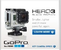GoPro Hero 3 Black Edition Ping Pong Test Footage | GoPro Camera | Scoop.it