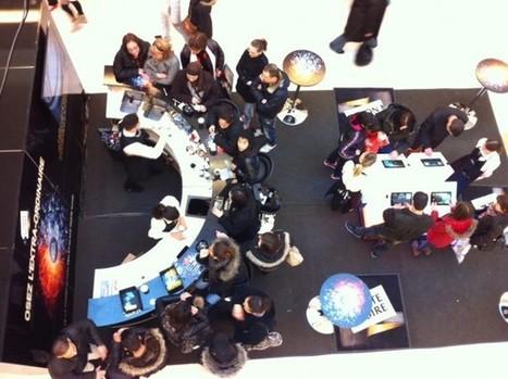 Carte Noire fait tester l'extraordinaire avec son roadshow Fire & Ice | streetmarketing | Scoop.it
