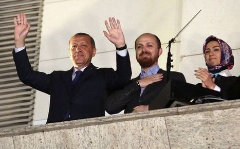 Turkish President Erdogan's Daughter Heads 'Covert' Medical Facility for Treating Injured Isis Fighters: Report   Unthinking respect for authority is the greatest enemy of truth.   Scoop.it