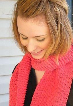 Monroe Scarf Free Crochet Pattern | FREE Crochet Patterns | Scoop.it