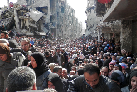 Syria On Track To Become World's Largest Source Of Refugees   Modern Middle East   Scoop.it