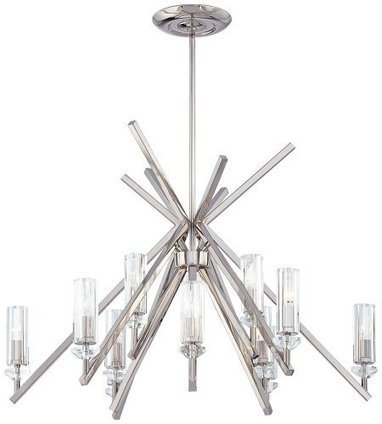 Metropolitan quot Fusano Collection Chandelier | Blog | Timothy V.'s blog | Lamp | Scoop.it