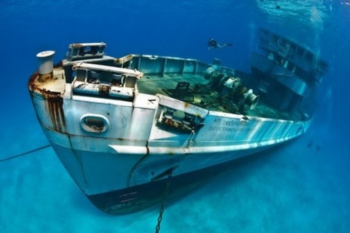 A See-Worthy Wreck | Scuba Diving | Scoop.it