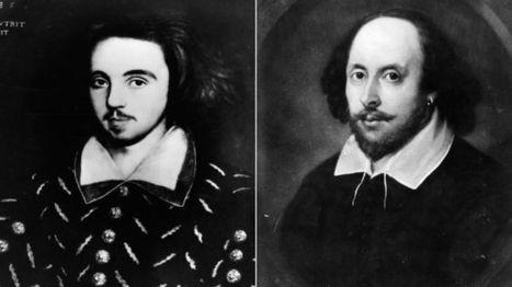 Christopher Marlowe credited as Shakespeare's co-writer - BBC News | Bibliobibuli | Scoop.it