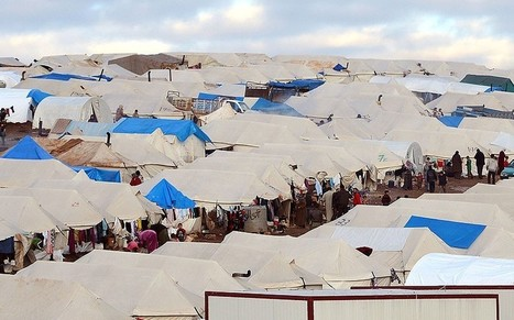 World Refugee Day: UN tests ground-breaking 'solar lighting' refugee camp shelters to keep women safer - Telegraph | Disaster | Scoop.it