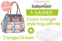 Zoom sur la nouvelle collection de sacs à langer Babymoov - Blog allobébé | Babymoov | Scoop.it