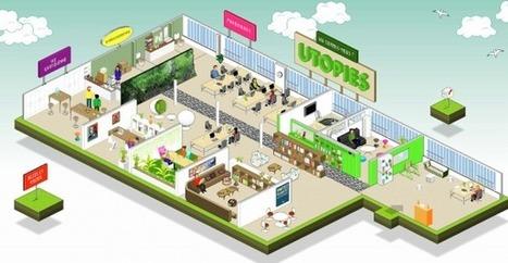 NetPublic » Espaces de travail innovants : Dossier stratégique et pratique | demain un nouveau monde !? vers l'intelligence collective des hommes et des organisations | Scoop.it