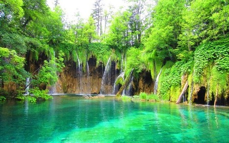 Το Πάρκο των λιμνών της Κροατίας (φωτό) | ΚΟΣΜΟ - ΓΕΩΓΡΑΦΙΑ | Scoop.it