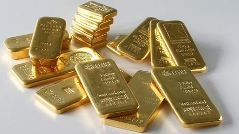 Gold drops for second day after upbeat retail-sales report - MarketWatch | Otmane El Rhazi : Precious Metals | Scoop.it