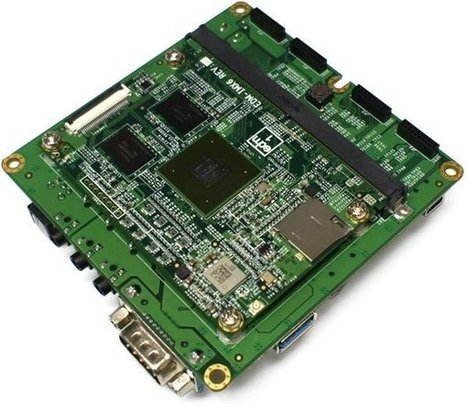 $129 Wandboard Quad Board With Freescale i.MX 6Quad and 2GB RAM | Embedded Systems News | Scoop.it
