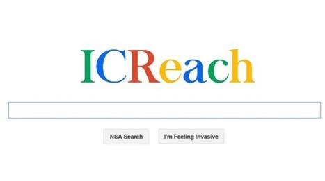 ICREACH, le moteur de recherche secret de la NSA   Portail de l'IE   Intelligence Economique   Scoop.it